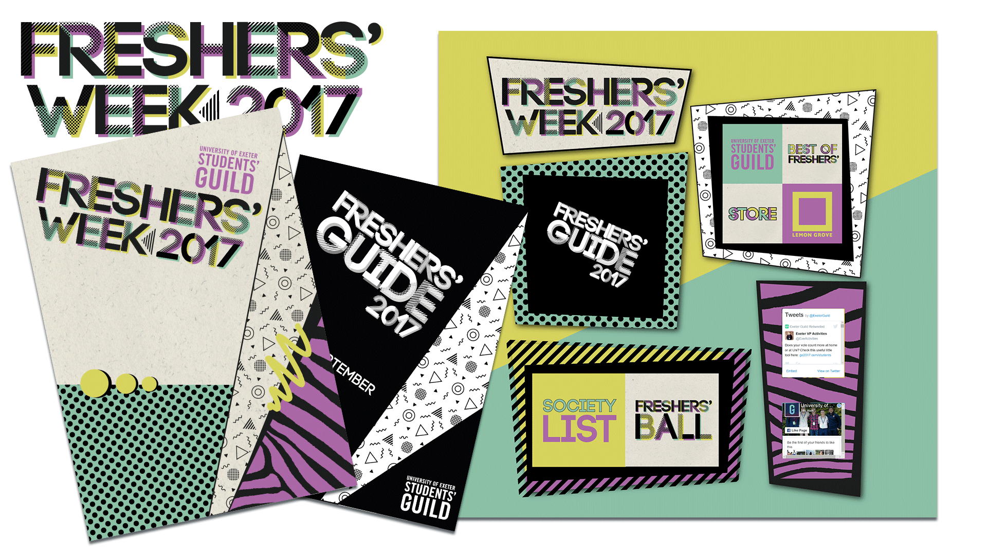 University of Exeter Freshers' Week